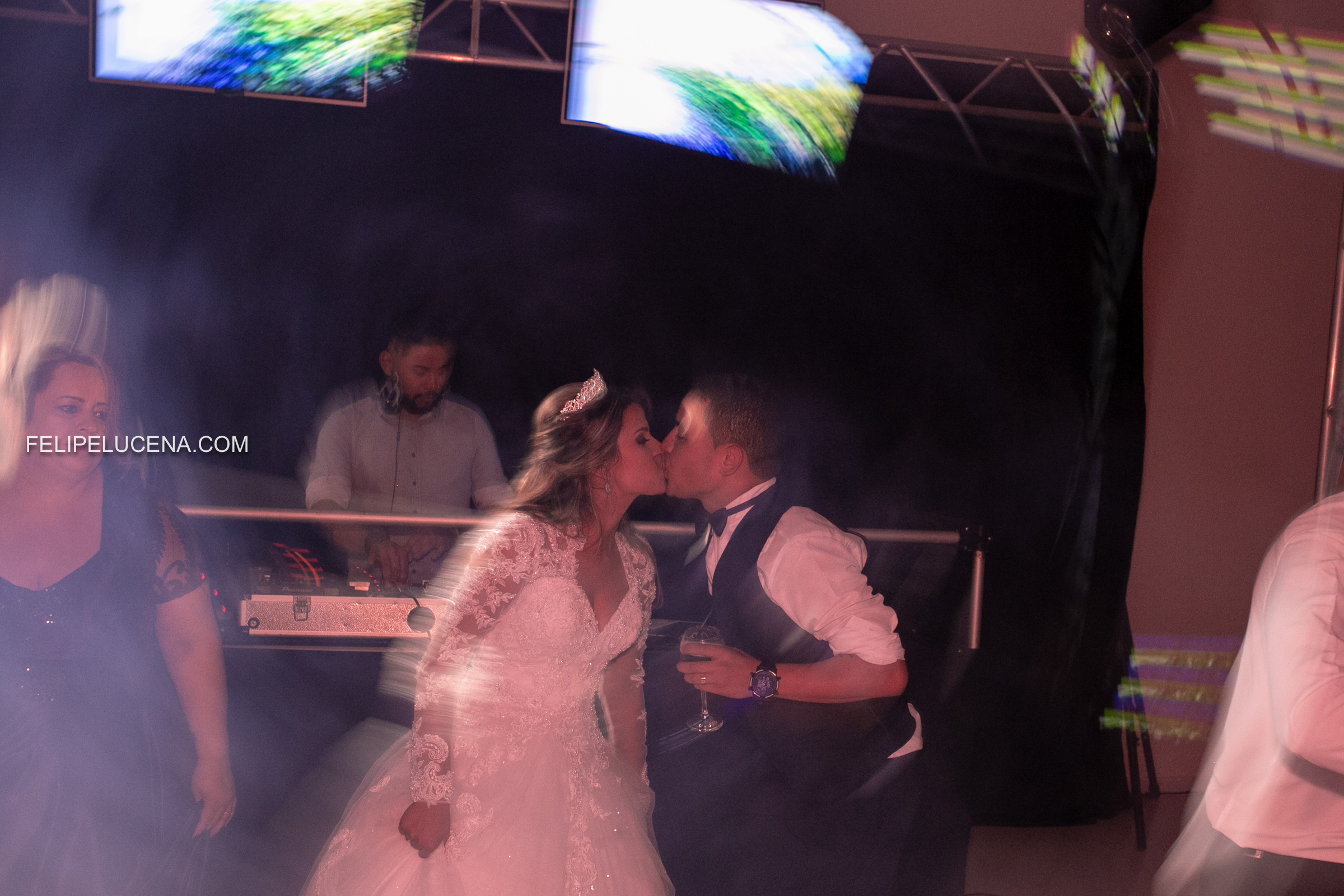 Casamento Anna Clara e Fernando- Garca - Monte Libano - festa
