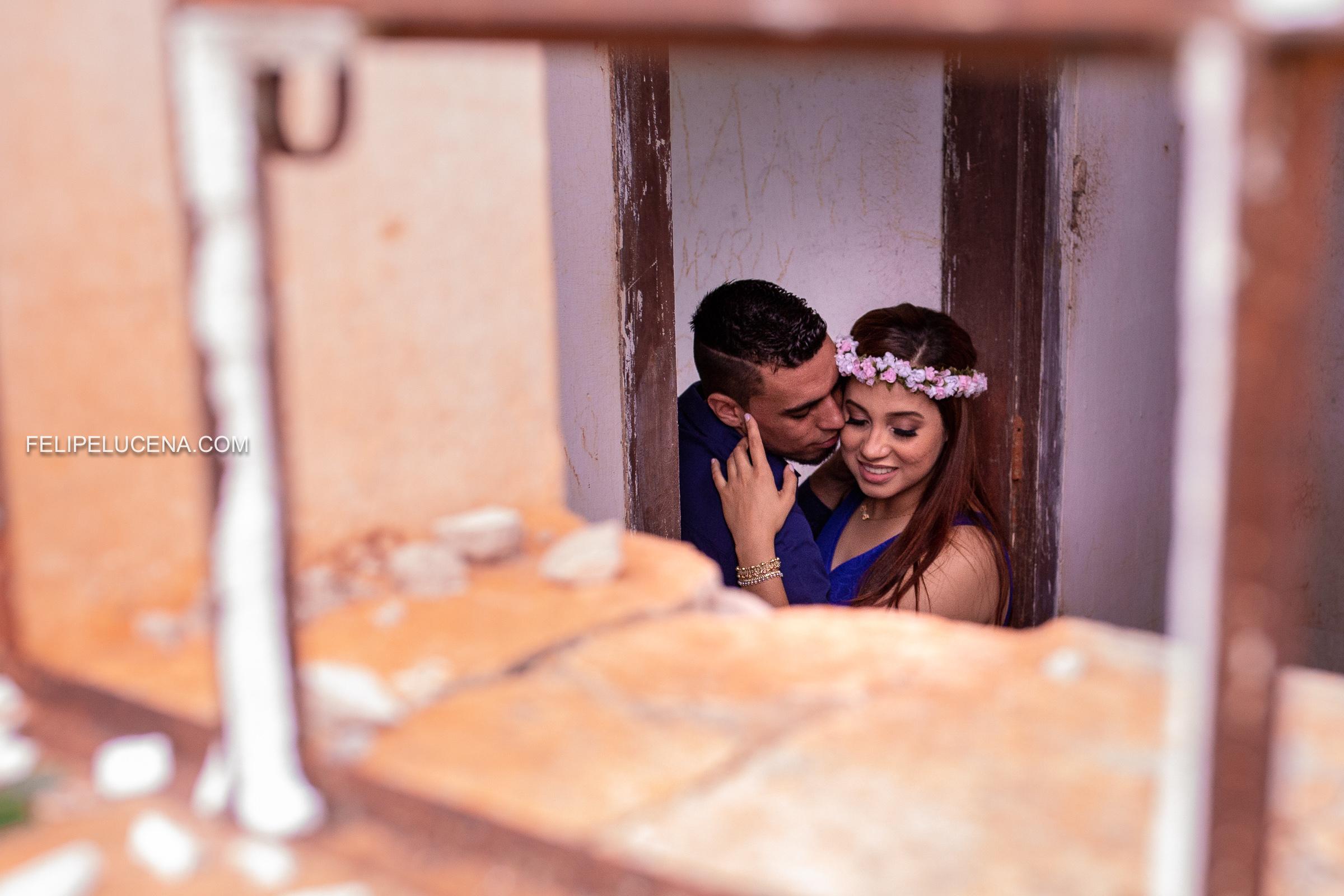 PRÉ WEDDING Tatiane e Tiago