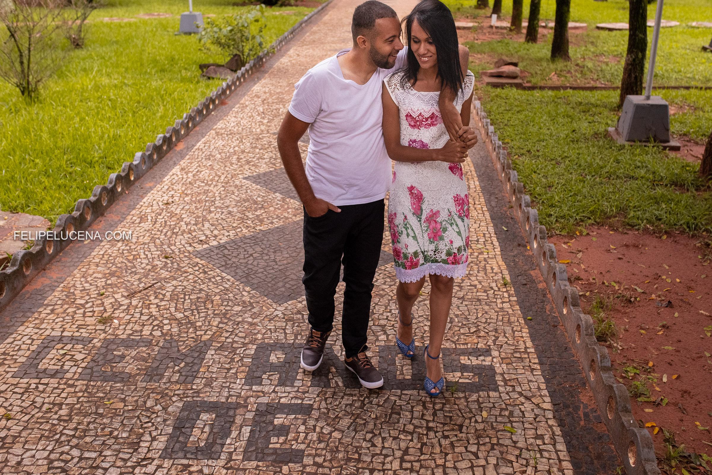 Ensaio Prscila e Anderson