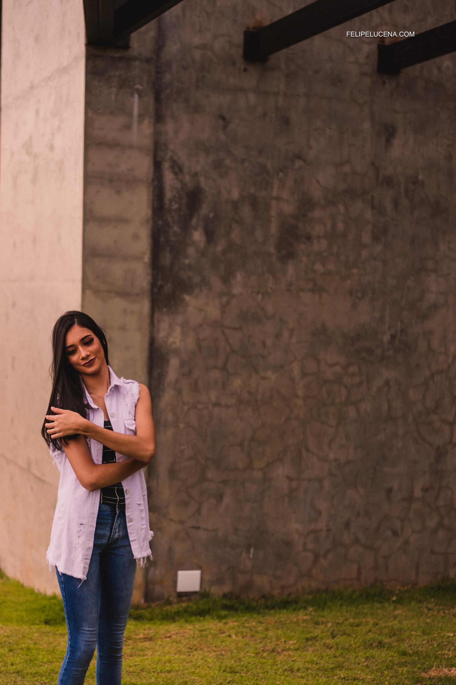 Ensaio Bianca 15 Anos