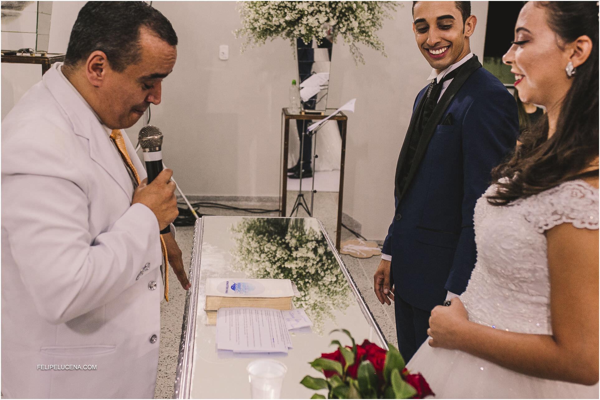 noiva e pastor