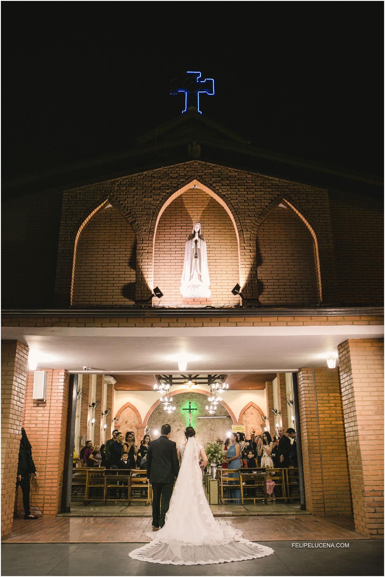 igreja NSR de Fatima