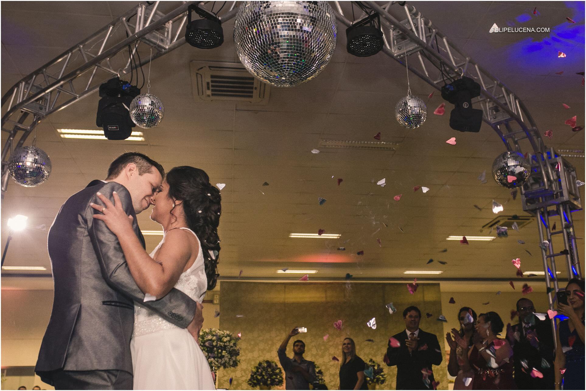 primeira danca casal