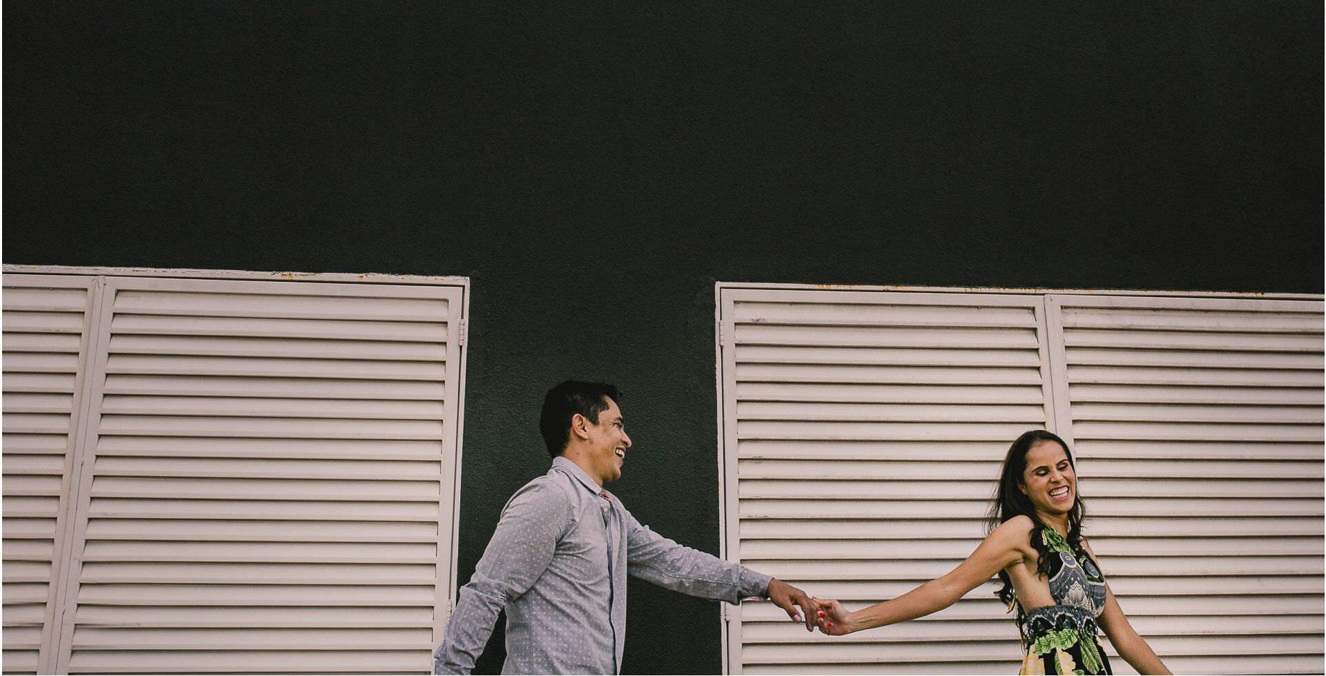 Ensaio Dani + Juninho - Marilia - Sp